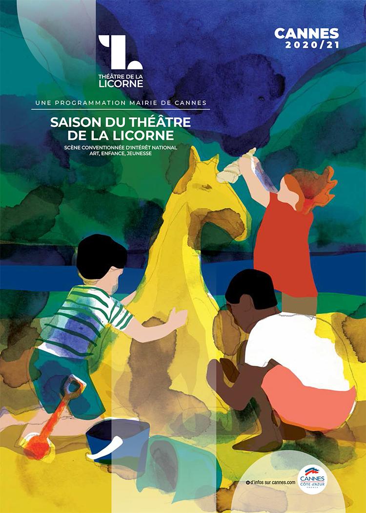 Saison du théâtre La licorne, Cannes